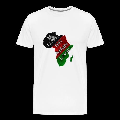 Love Thy Main Land - Men's Premium T-Shirt