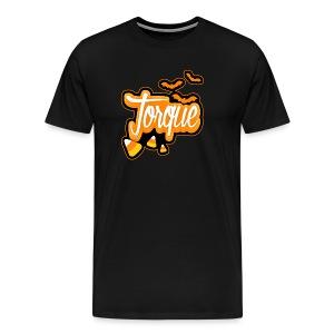 Premium Torque Halloween Shirt for Men - Men's Premium T-Shirt
