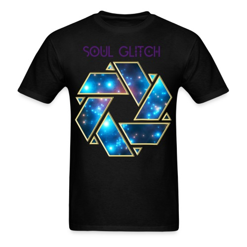Soul Glitch Mobius Strip - Men's T-Shirt