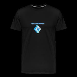 EJBJ Entertainment Logo - Men's Premium T-Shirt