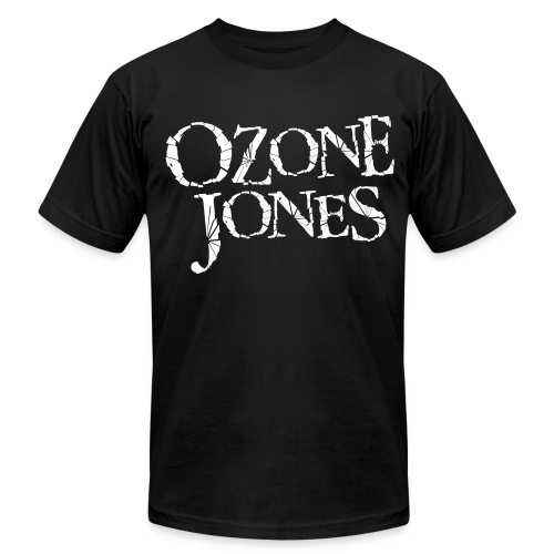 Ozone Jones American Apparel Tee - Men's Fine Jersey T-Shirt