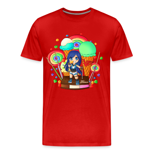 Men's Premium T-Shirt   CANDYLAND - Men's Premium T-Shirt