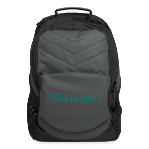 WikiLeaks Computer backpack - Computer Backpack