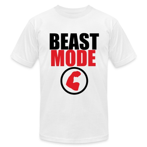 Men's Beast Mode T-shirt - Men's  Jersey T-Shirt