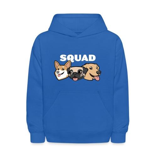 Kid's Dog Squad Hoodie - Kids' Hoodie
