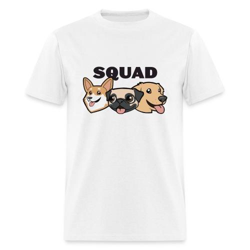 Men's Dog Squad Shirt - Men's T-Shirt