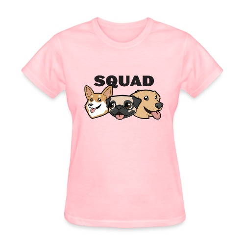 Women's Dog Squad Shirt - Women's T-Shirt