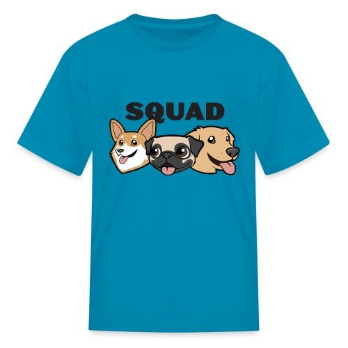 Kid's Dog Squad Shirt - Kids' T-Shirt