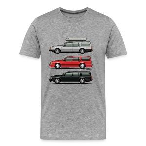 740 745 Turbo Wagon Trio