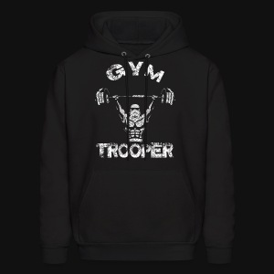 GYM TROOPER - Men's Hoodie