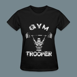GYM TROOPER - Women's T-Shirt