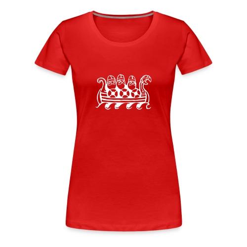 Shirt ODIN #2 [FEU-ODIN-002-001] - Women's Premium T-Shirt