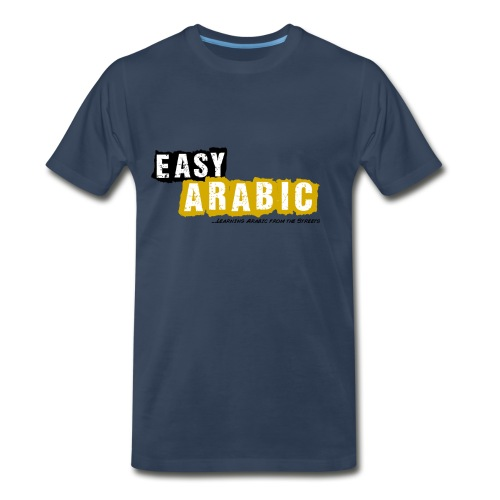 Easy Arabic T-shirt - Men's Premium T-Shirt