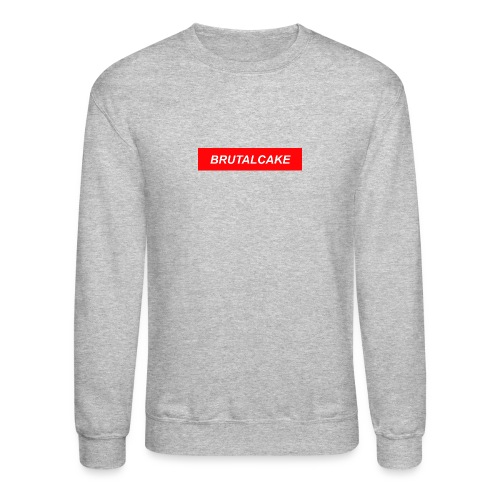 BRUTALCAKE™ Designer Sweatshirt - Crewneck Sweatshirt