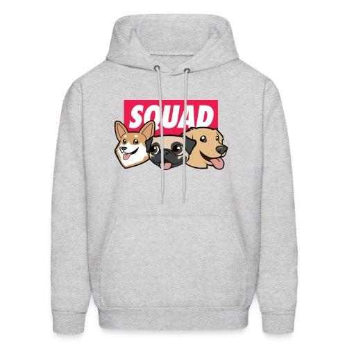 Men's Dog Squad Hoodie - Men's Hoodie