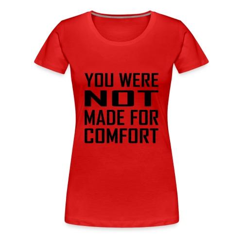 Made for Greatness (Women) - Women's Premium T-Shirt