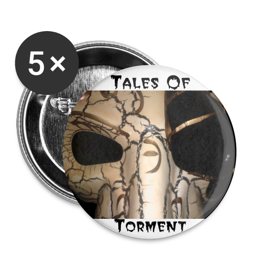 Tales Of Torment Pins - Small Buttons
