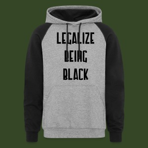 legalization - Colorblock Hoodie