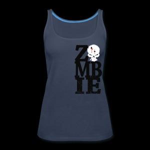 ZMBIE - Women's Premium Tank Top
