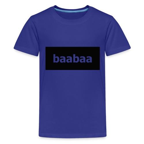 baabaa kids t-shirt - Kids' Premium T-Shirt