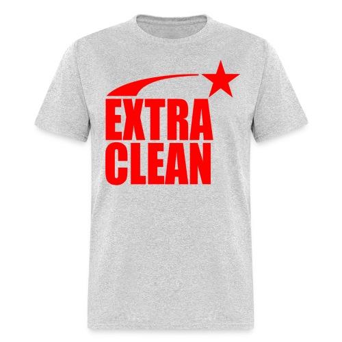 EXTRA CLEAN - Men's T-Shirt