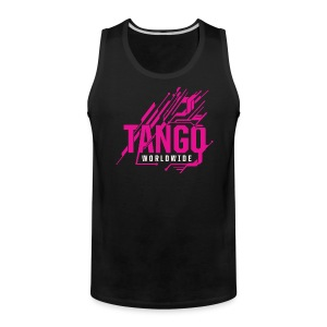 Breast Cancer Awareness - Men's Premium Tank