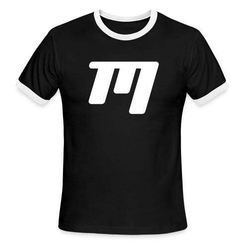 Men's Ringer T-Shirt - Official Mecha Co. T-Shirt.