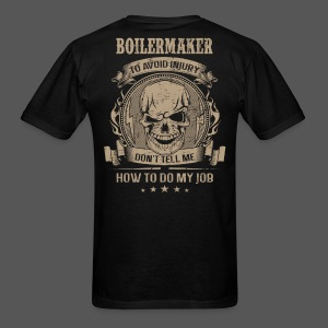 Boilermaker 08 - Men's T-Shirt