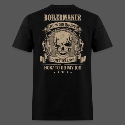 Boilermaker 08 - Men's T-Shirt