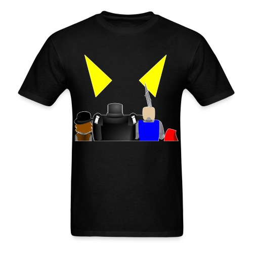 (M) TDDC Demonac Discount T-Shirt - Men's T-Shirt
