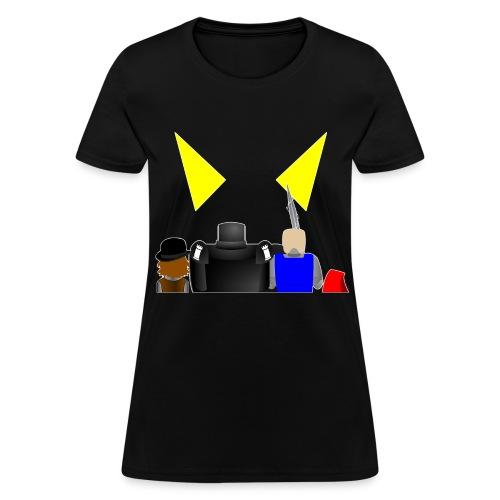 (F) TDDC Demonac Discount T-Shirt - Women's T-Shirt