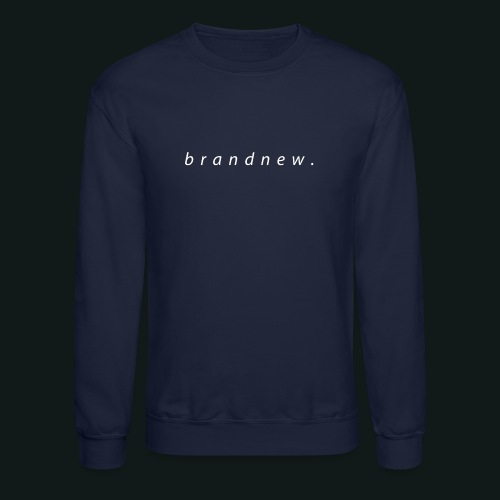 Brandnew. Dark Blue - Crewneck Sweatshirt
