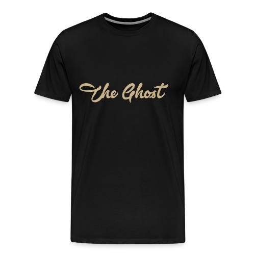T-Shirt Designed By The Ghost - Men's Premium T-Shirt
