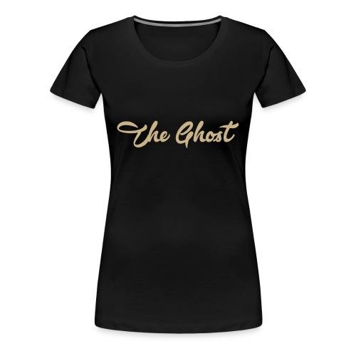 Womens The Ghost T-Shirt  - Women's Premium T-Shirt