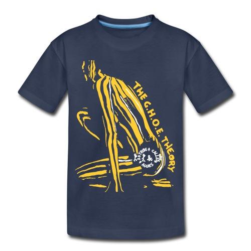 Children's The GHOE Theory Premium Tee  - Kids' Premium T-Shirt