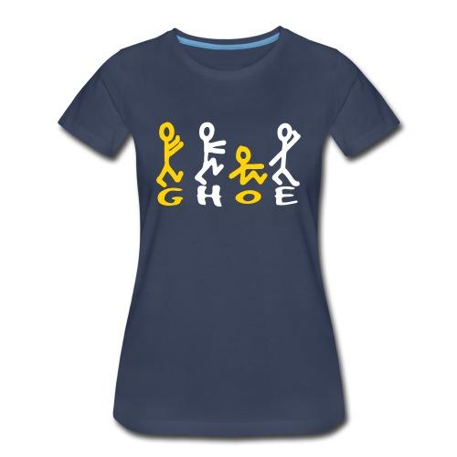Women's Premium GHOE Tee - Women's Premium T-Shirt