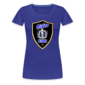 Ladies Premium-T- BK Logo-Economy - Women's Premium T-Shirt