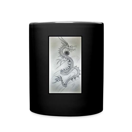 The Fearless Dragon Mug - Full Color Mug