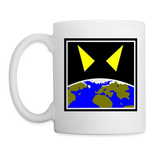Demonac World Logo Mug (Double-Sided) - Coffee/Tea Mug