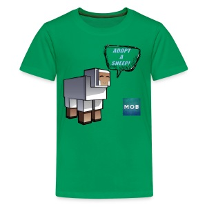 Adopt a Sheep - Kids' Premium T-Shirt