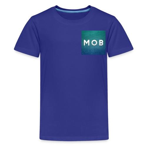 Mobgaming T-Shirt - Kids' Premium T-Shirt
