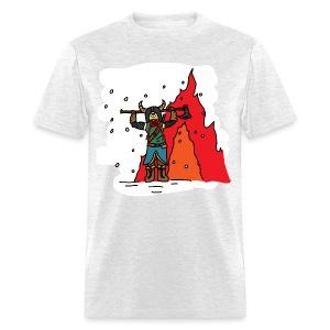 viking warrior - Men's T-Shirt