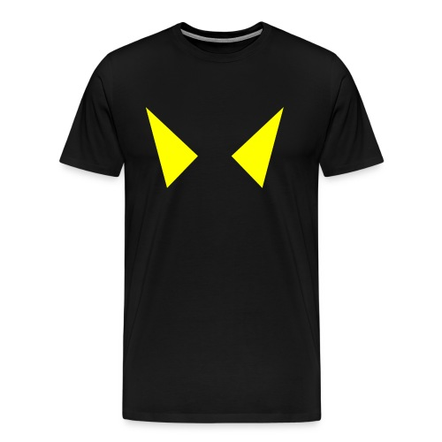 (M) Demonac Eyes T-Shirt - Men's Premium T-Shirt
