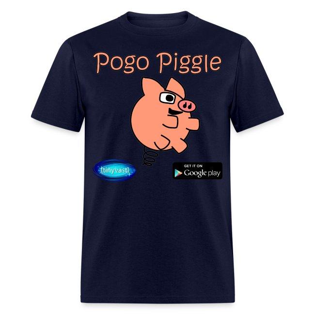 Pogo Piggle Men's T-Shirt