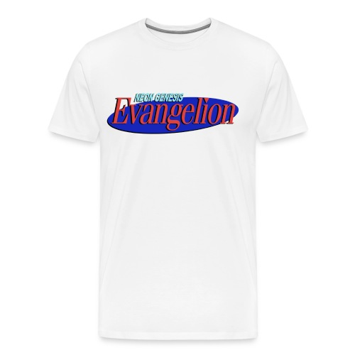 Neon Genesis Evangelion 1 - Men's Premium T-Shirt