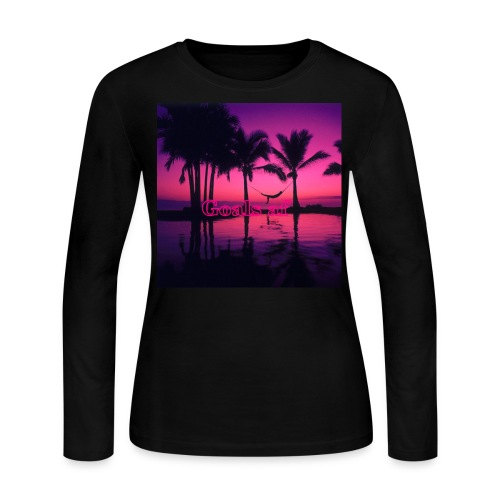 Goals af - Women's Long Sleeve Jersey T-Shirt