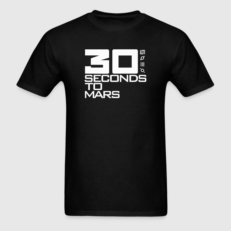 30 Seconds To Mars - Men's T-Shirt
