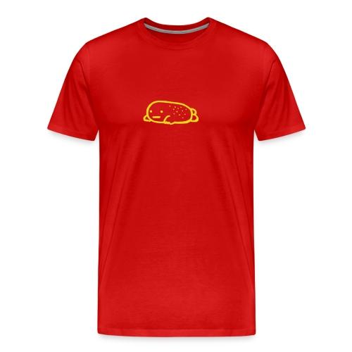 Lonely Lumpy Baby Seal T-Shirt - Men's Premium T-Shirt