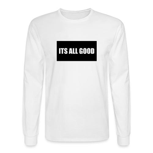 RICKY WEAR  - Men's Long Sleeve T-Shirt