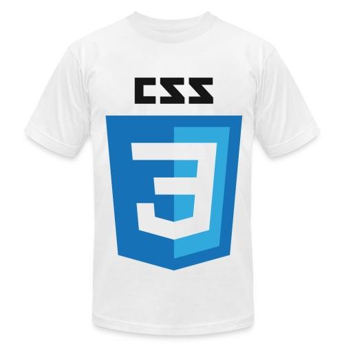 CSS 3 - Men's Fine Jersey T-Shirt